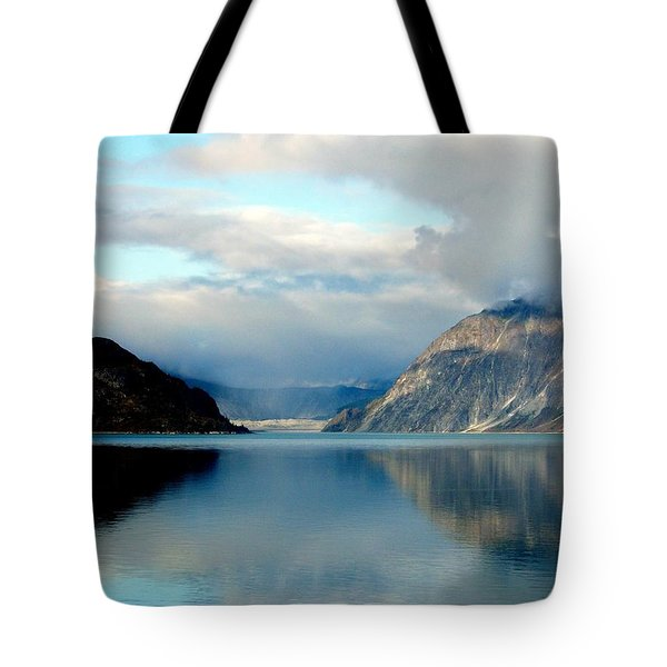 Alaskan Splendor Tote Bag