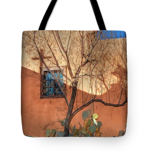 Albuquerque Mission Tote Bag