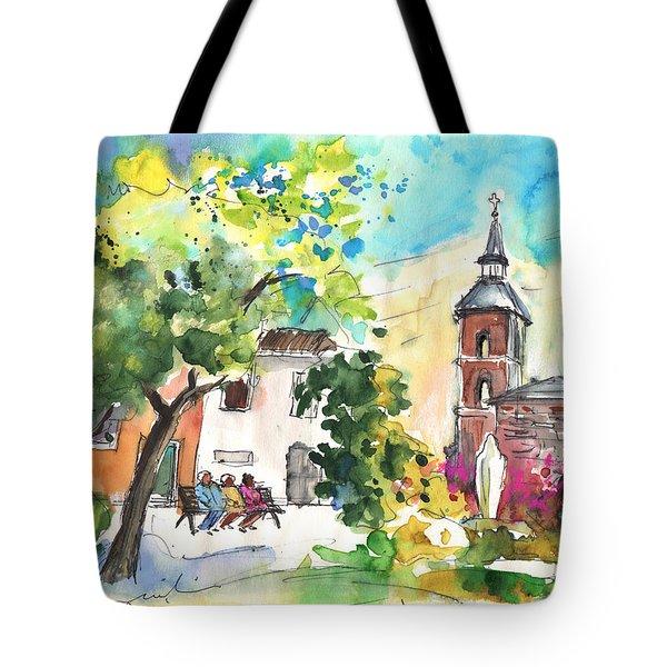 Alcazar De San Juan 03 Tote Bag