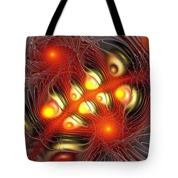 Alchemy Tote Bag by Anastasiya Malakhova