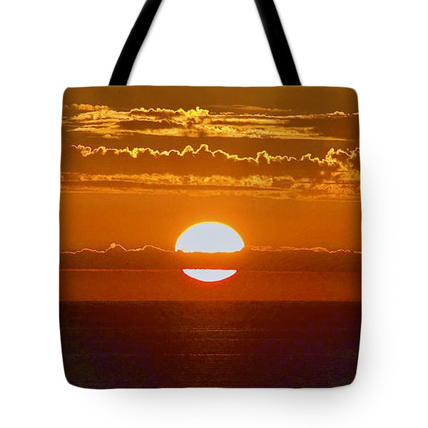 Aldinga Beach Sunset Tote Bag