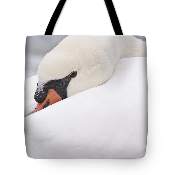 Alert Rest Tote Bag by Simona Ghidini