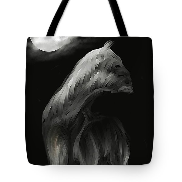 Alerted Tote Bag