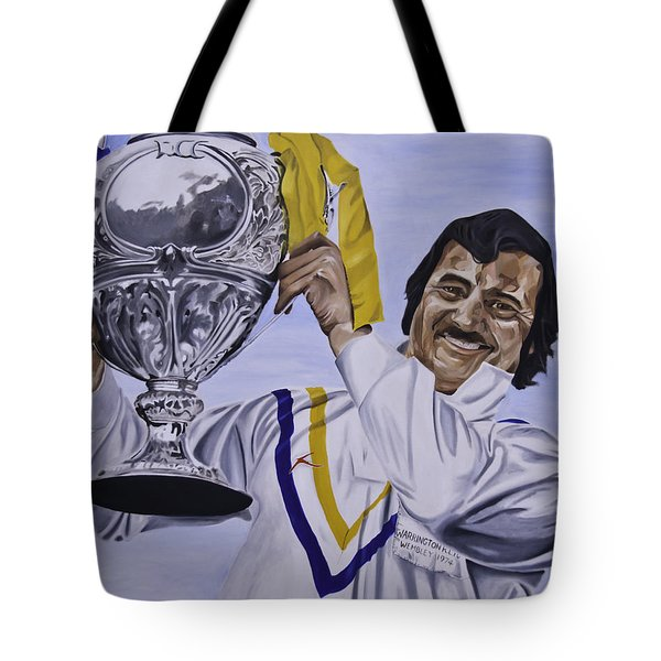 Alex Murphy Tote Bag