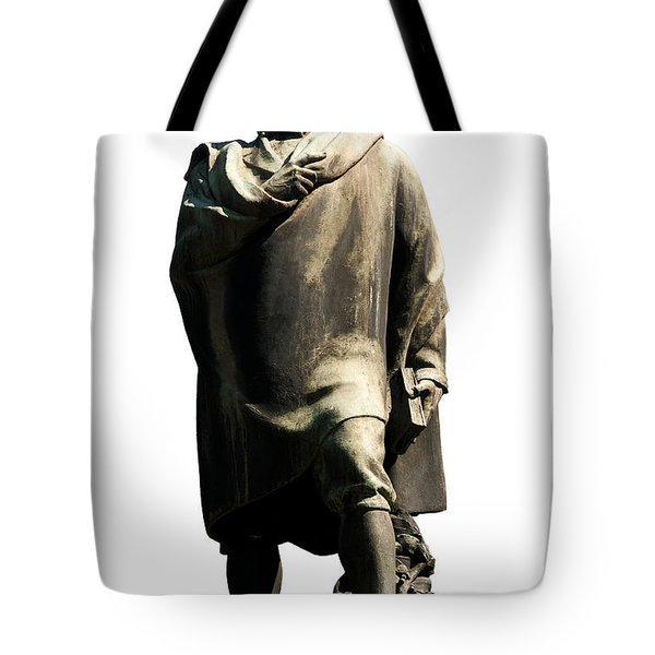 Tote Bag featuring the photograph Alfredo Oriani by Fabrizio Troiani