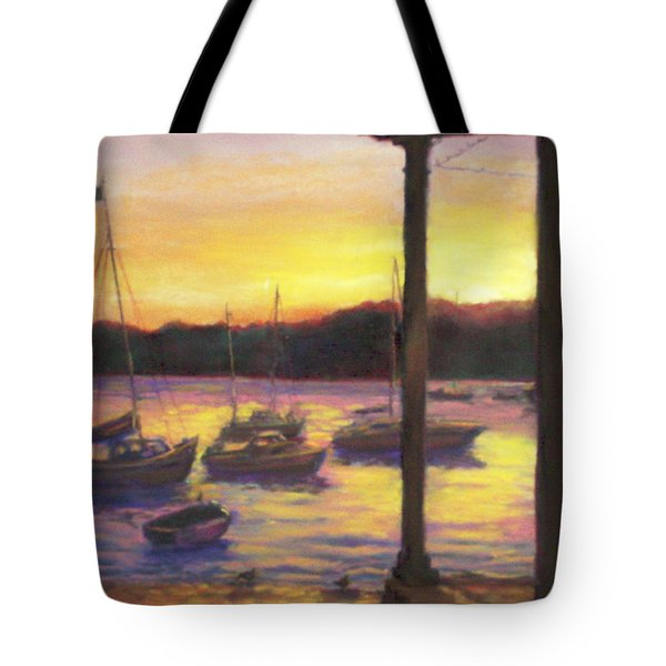 Algarve Sunset Tote Bag