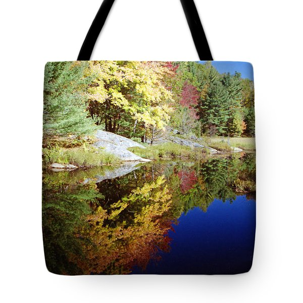 Algonquin Reflection Tote Bag