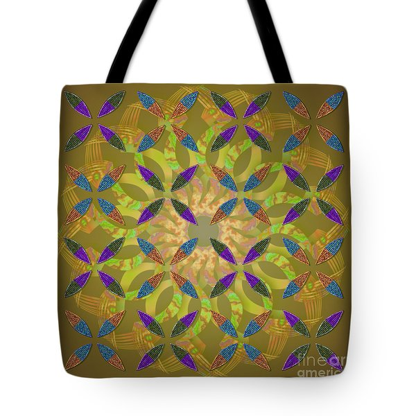 Alhambra No. 1 Tote Bag