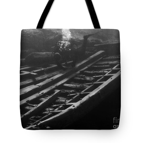 Tote Bag featuring the photograph Alice G. by JT Lewis