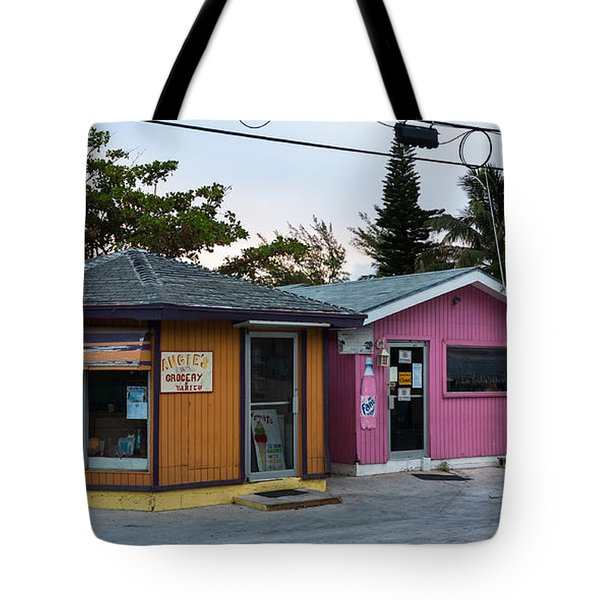 Alice Town Shops Tote Bag