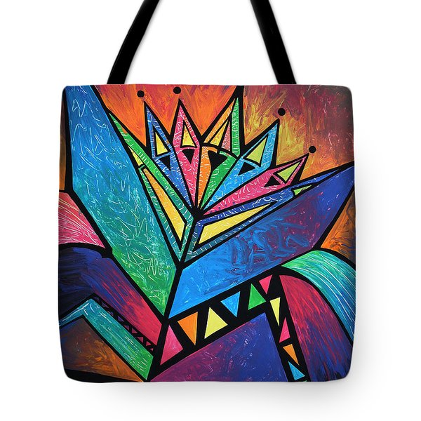 Alien Tote Bag by Deyana Deco