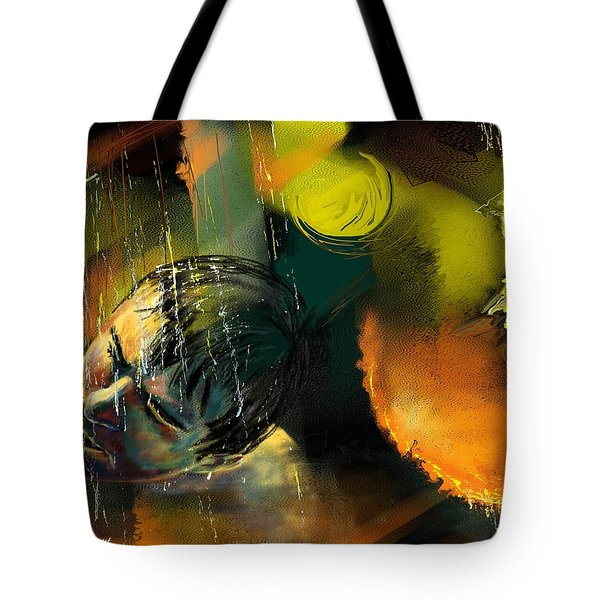 Alien Tote Bag by Francoise Dugourd-Caput