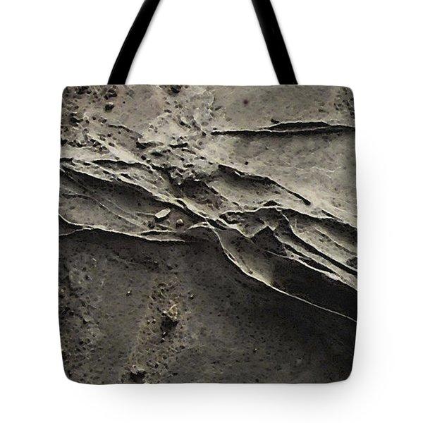 Alien Lines Tote Bag