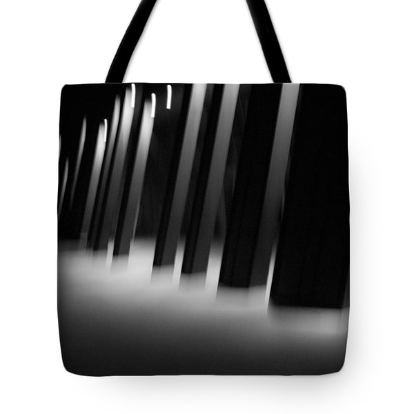 Tote Bag featuring the photograph Alien Medical Research Center by Alex Lapidus
