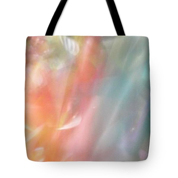 Tote Bag featuring the photograph Alien by Mike Breau
