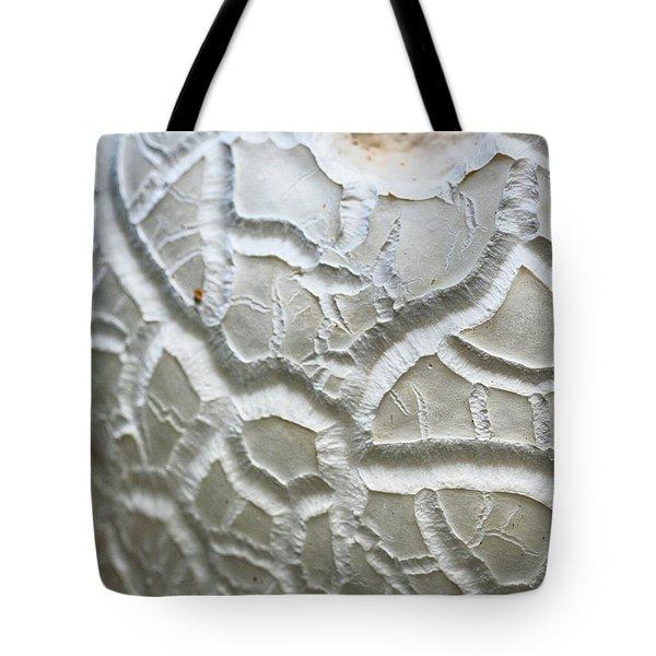 Alien World Tote Bag