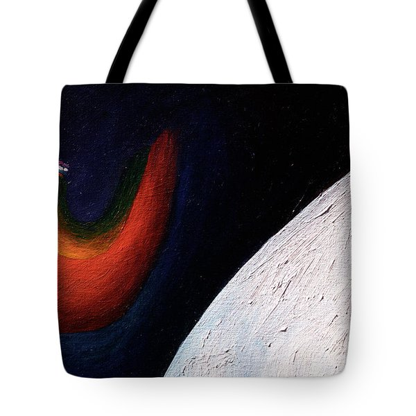 Alight Within Tote Bag