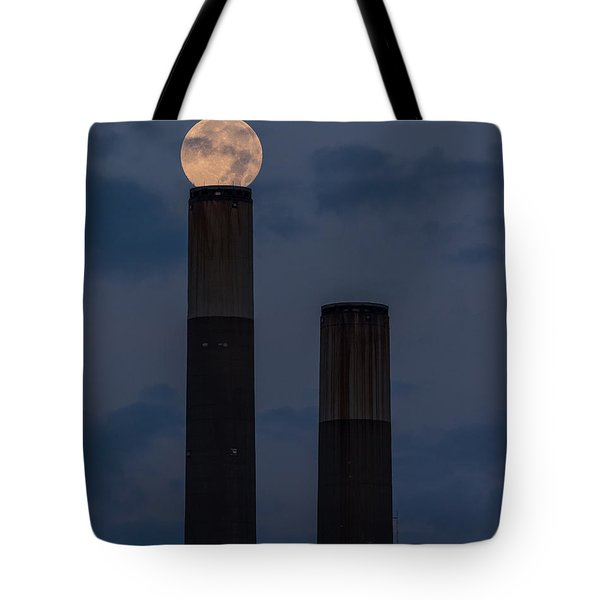 Aligning Worlds Tote Bag