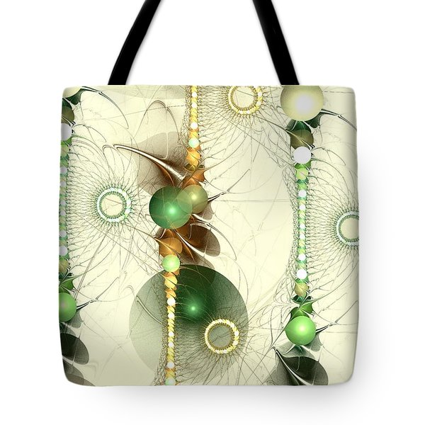 Alignment Tote Bag by Anastasiya Malakhova