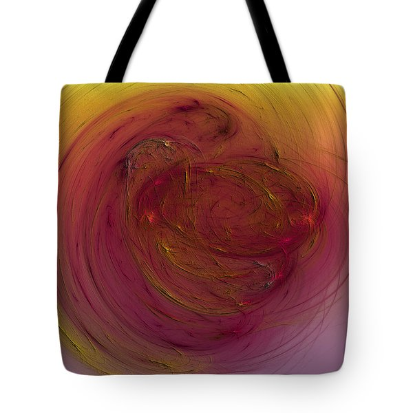 Alimentare Tote Bag by Jeff Iverson