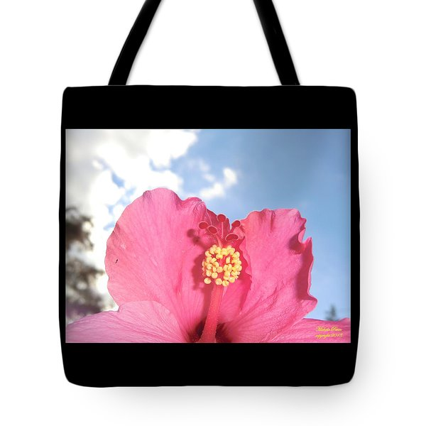Blissful 33 Tote Bag