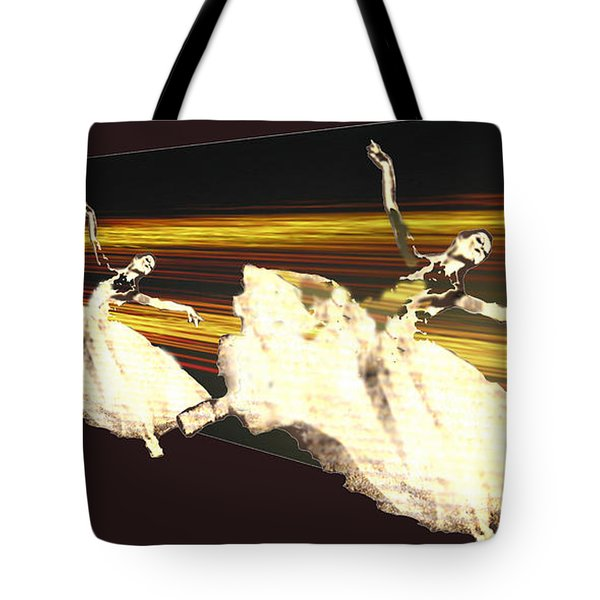 Alive In The Music Tote Bag
