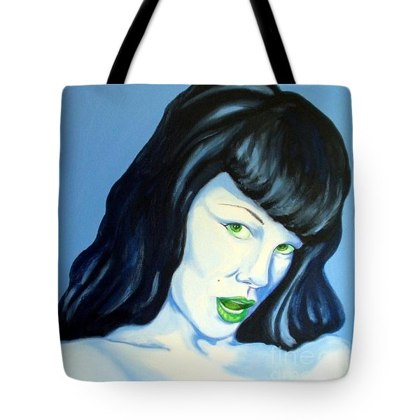 All About Betty Tote Bag