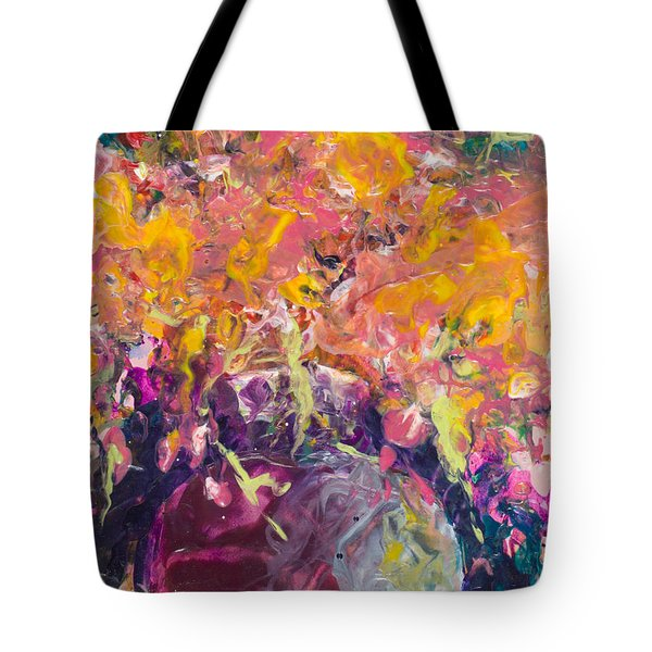 All Aglow Tote Bag