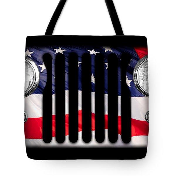 All-american Tote Bag