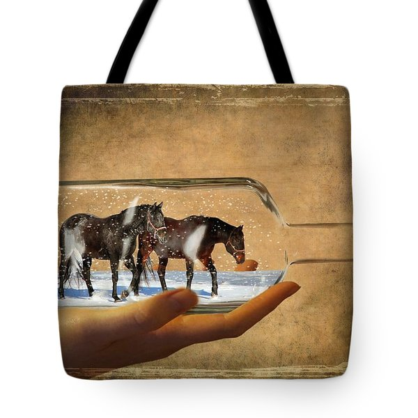 All Bottled Up Tote Bag