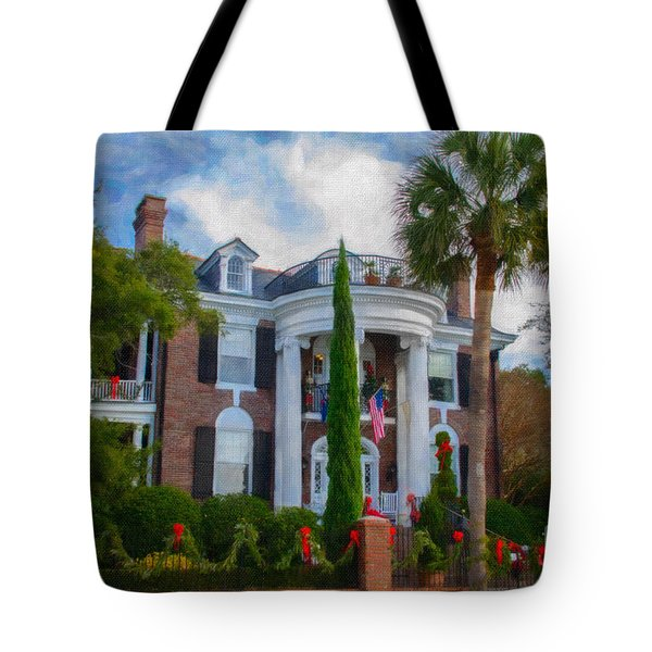 All Decorated Up For Christmas Tote Bag