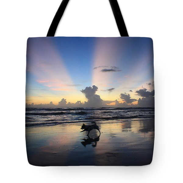 All Dogs Go To Heaven  Tote Bag