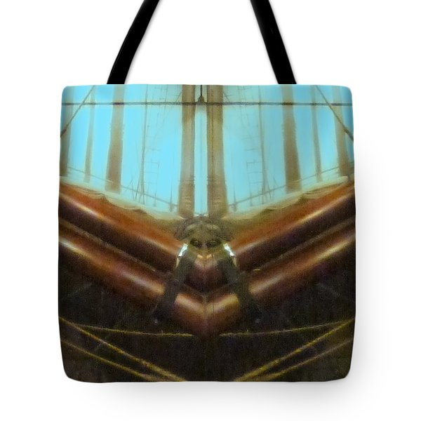 All Fore Naut Tote Bag