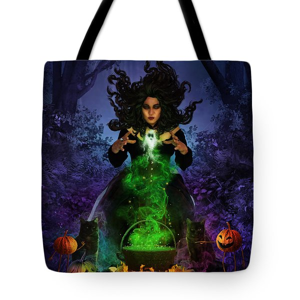 All Hallows Eve Tote Bag