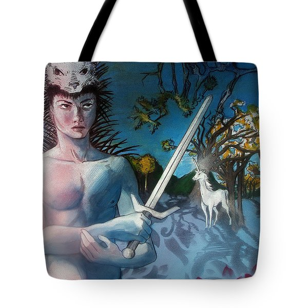 All I Need Is A Unicorn  Tote Bag