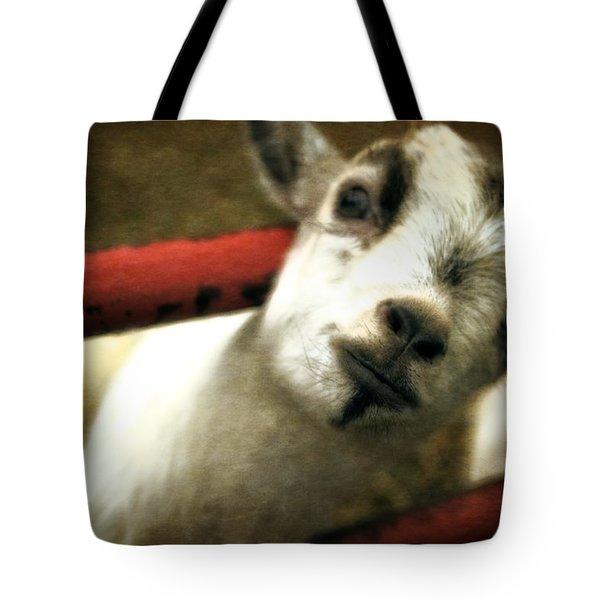 All In The Attitude Tote Bag