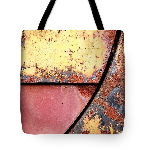 All-metal Body Tote Bag
