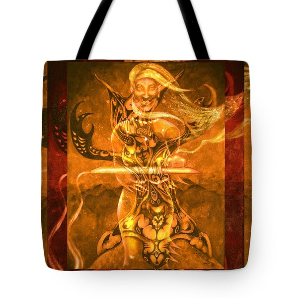 All My Relations II Tote Bag