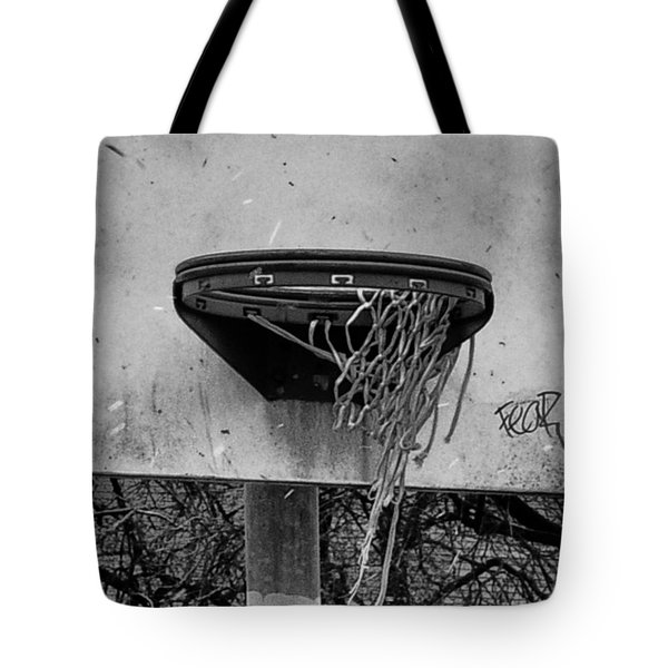 All Net Tote Bag by Bill Cannon