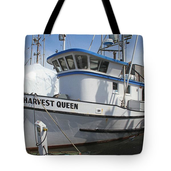 All Painted And Ready To Fish Tote Bag by Tom Janca