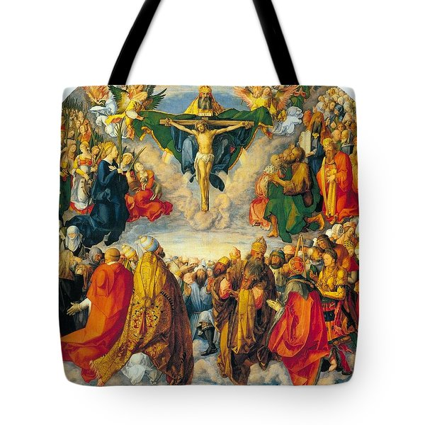 All Saints 1511 Tote Bag by Philip Ralley