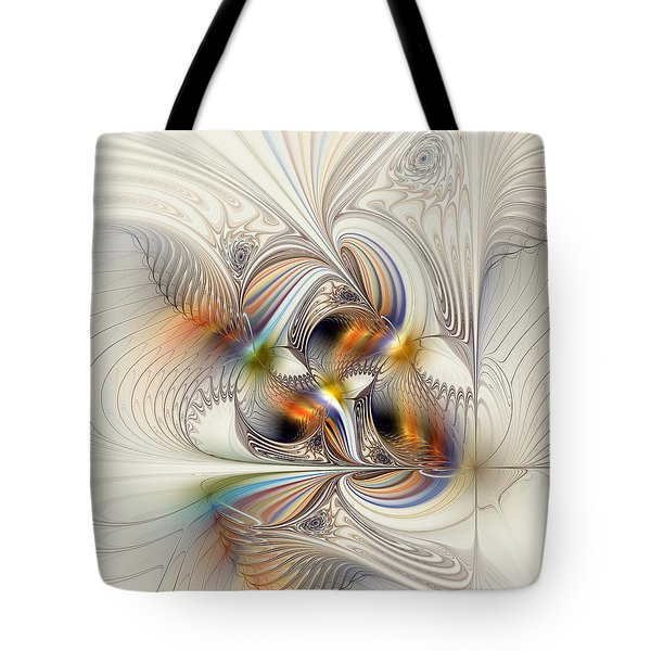 All Shook Up Tote Bag by Kim Redd