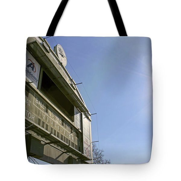 All That Remains Of Ray Winder Field Tote Bag by Jason Politte