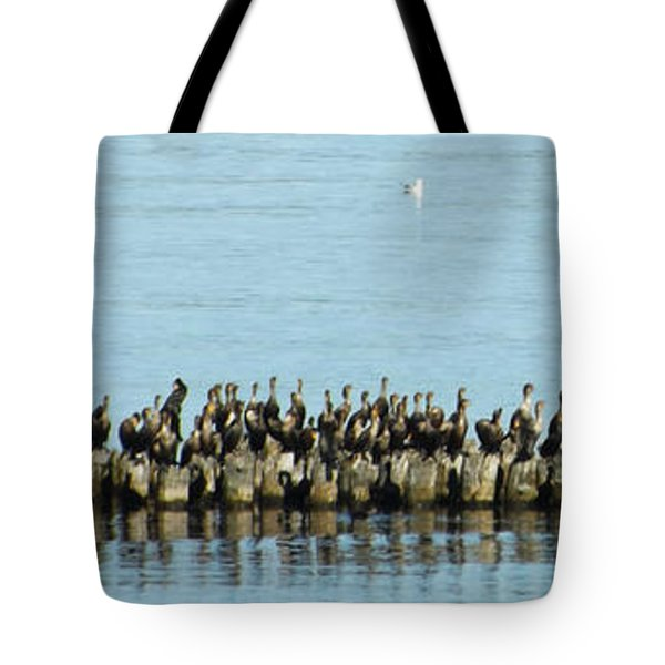 All The Birds Tote Bag