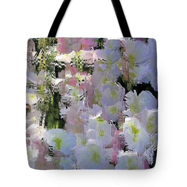 All The Flower Petals In This World Tote Bag by Kume Bryant