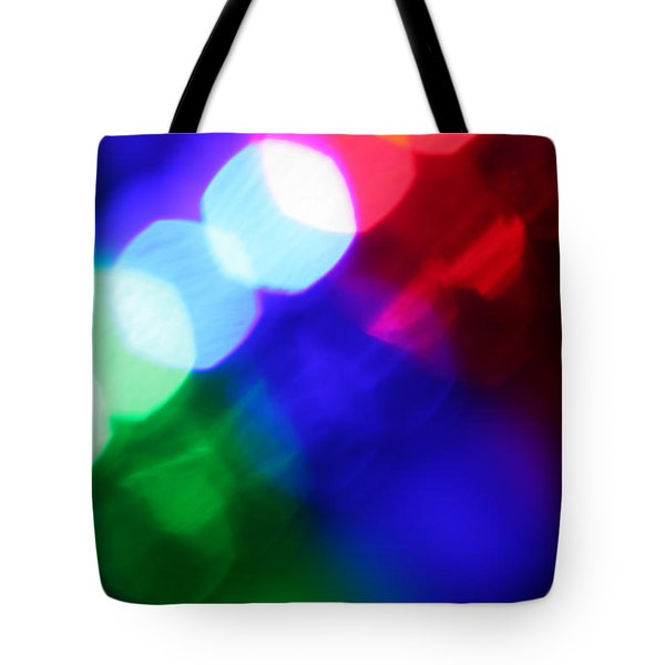 All The World's A Stage Tote Bag by Dazzle Zazz