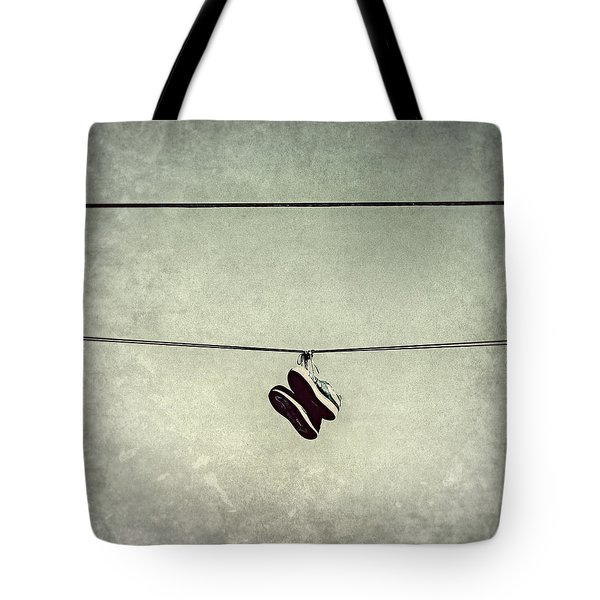 Tote Bag featuring the photograph All Tied Up by Melanie Lankford Photography