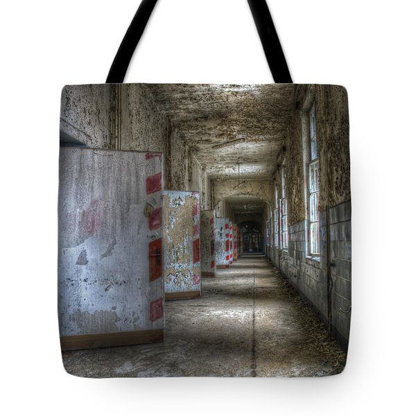 All Together Now Tote Bag by Nathan Wright