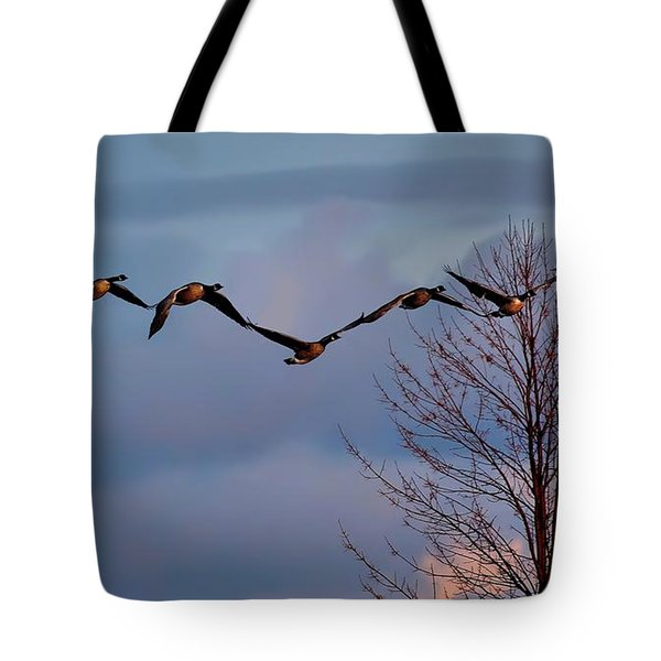 All Tohether Now Tote Bag