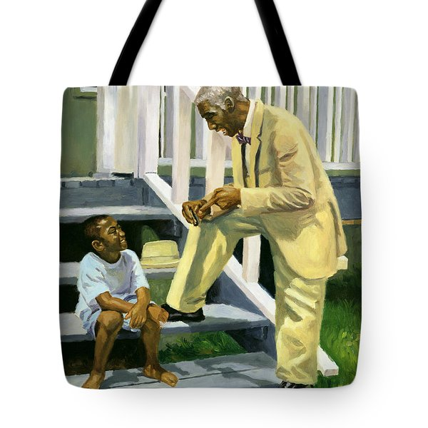 All You Need To Know Tote Bag